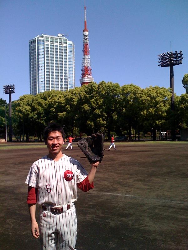 野球だぁ〜!!!