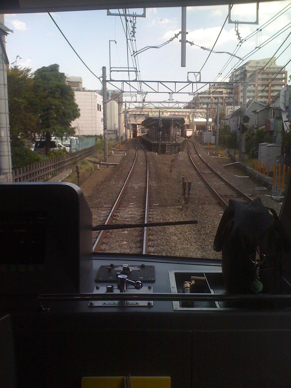 各駅停車〜!!!