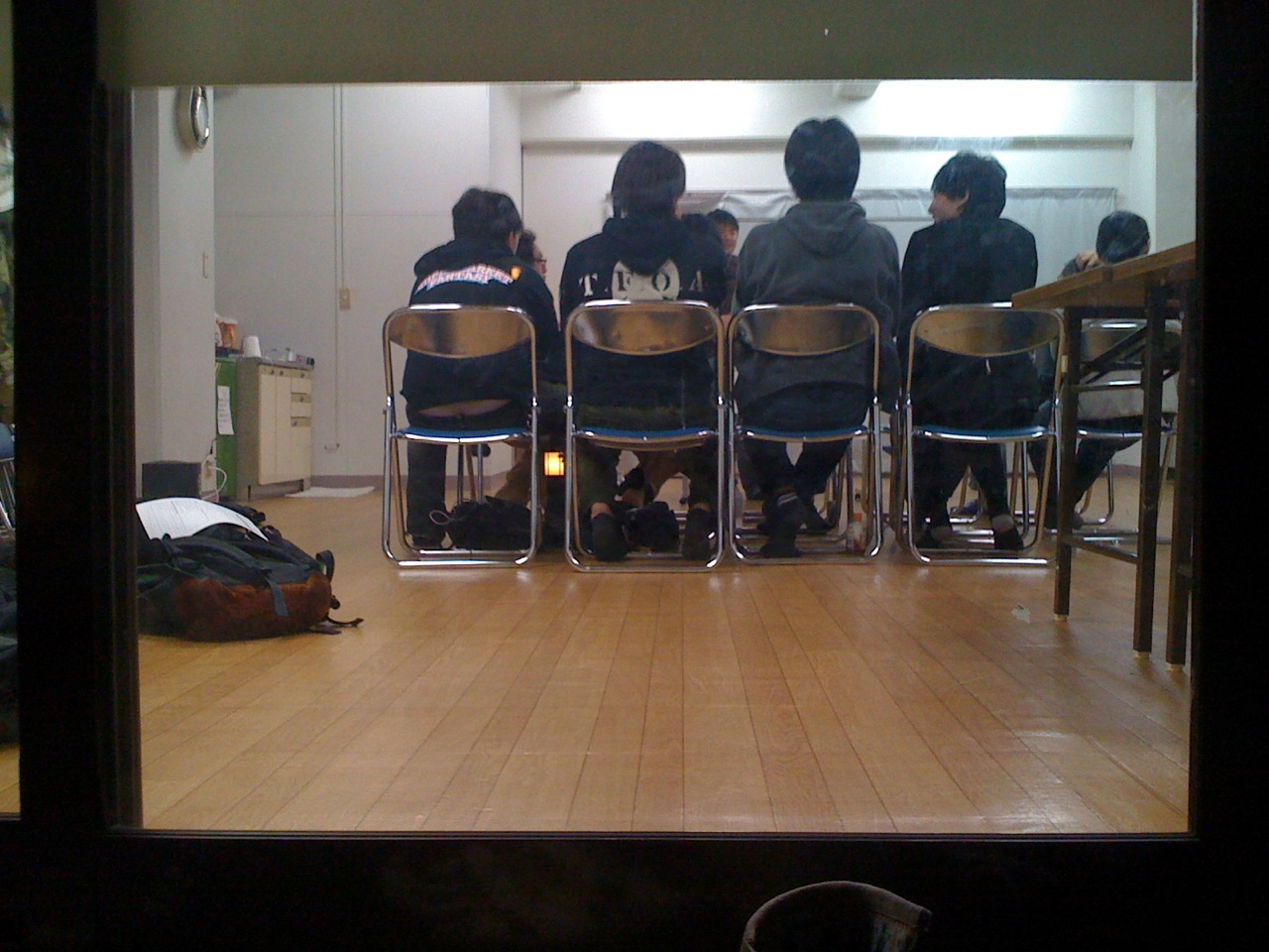 勉強会〜!!!