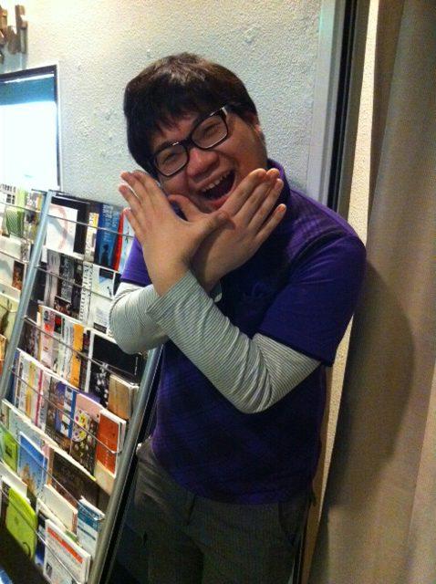 横浜ヘテロ〜!!!